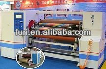 Adhesive tape jumbo roll winding machine/masking tape winding machine/duct tape slitter rewinder
