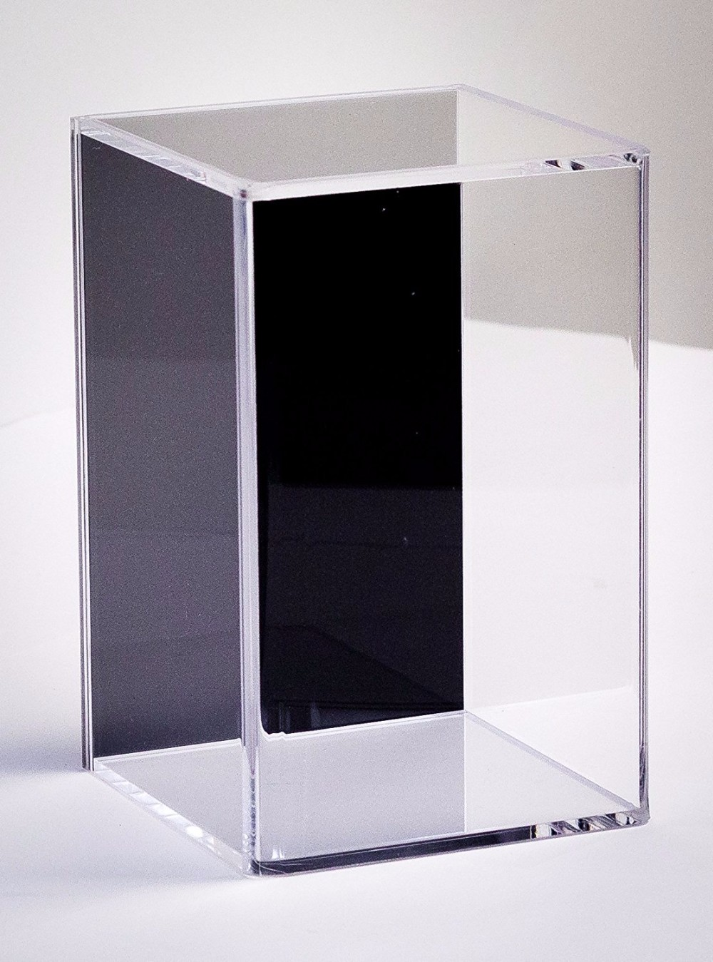 Clear Display Case For Toy / Storage Acrylic Display Case
