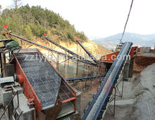 high quality concrete belt conveyor for sale
