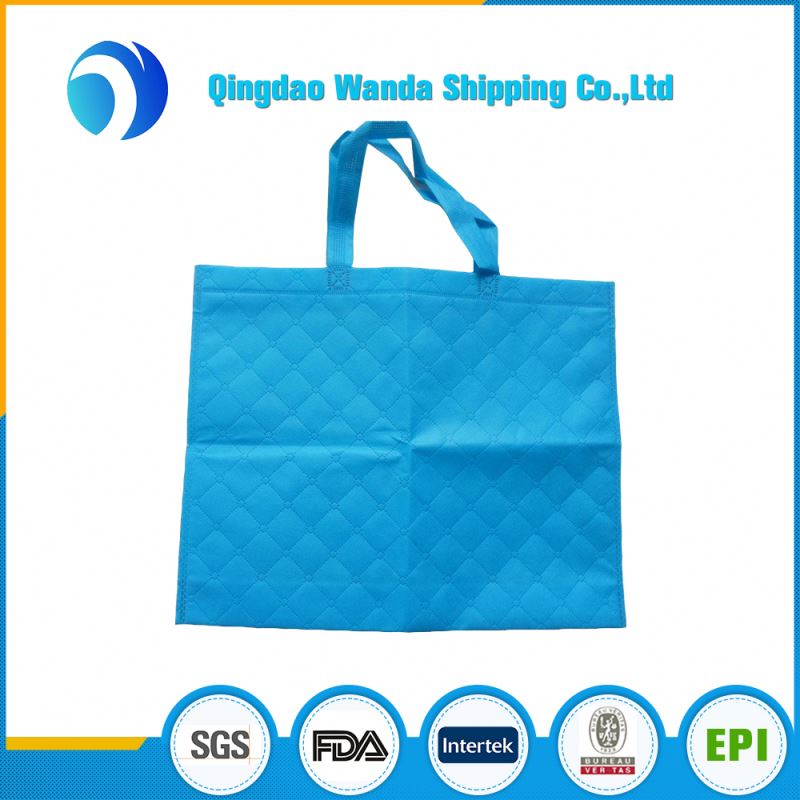 Perfect Services Enviroment Friendly Folding Bulk Pp Non Woven Tote Shopping Bag