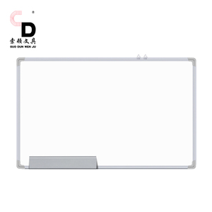 school supplies,classroom writing white board standard size