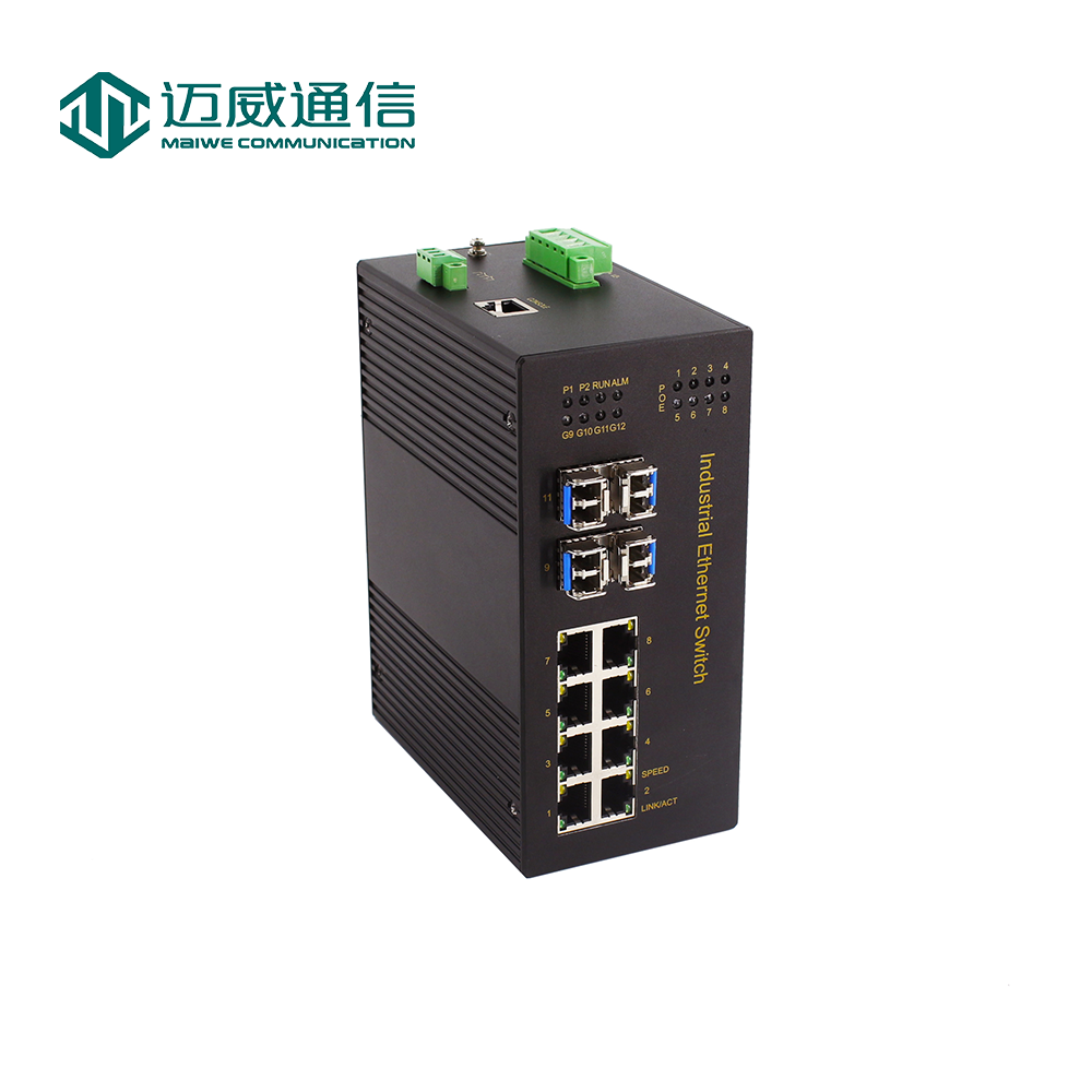 China fornecer ethernet switch poe passiva