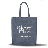 2016 Eco Reusable Shopping Bags Cloth Fabric Grocery Packing Recyclable Bag Hight Simple Design Healthy Tote Handbag