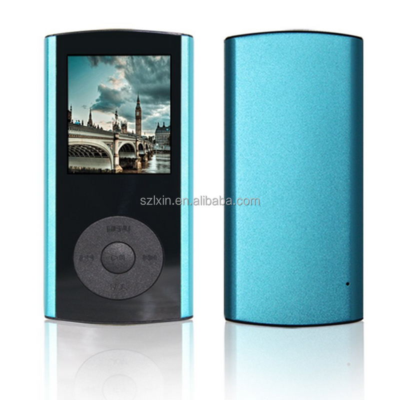 "Wholesales 1.8""TFT big screen bluetooth mp4 multimedia player manual"