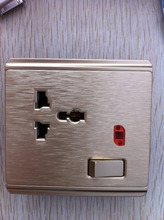 multi-function 13 AMP Electrical Switch Socket