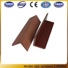 Factory Waterproof CE,ISO,SGS,TUV Certification composite decking end caps european laminate flooring