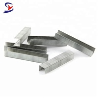 High quality Galvanized standard 23 series staples