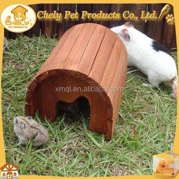 Cheap Fashion Hamster Wooden House CR-05006 Pet Cages,Carriers & Houses