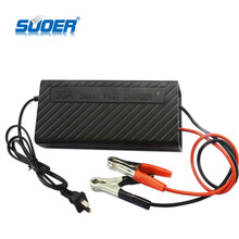 Suoer 12V 30A GEL AGM Universal Lead Acid Car Battery Charger