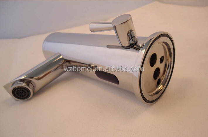 CE certification Brass Bathroom Touchless Automatic Sensor Faucet