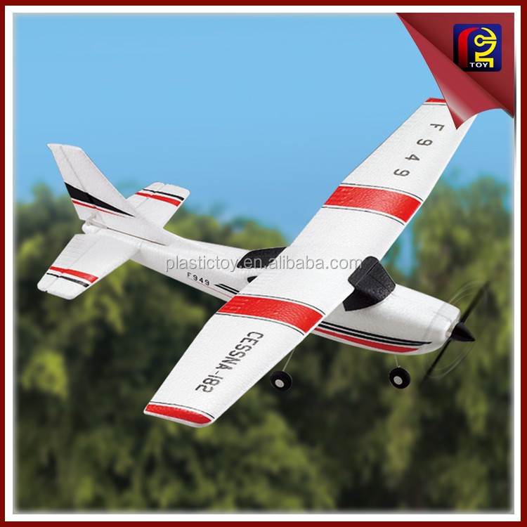 WL toys F949 Mini Cessna 2.4G 3 CH China model RC Airplanes RGH190016