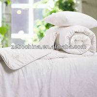 Hot selling different filling material available wholesale hotel cotton quilt