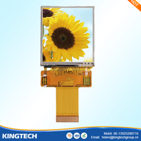 new product t6963c 128x128 dot matrix graphic lcd display