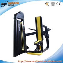 fitness equipment / China Famous Brand Hansome Commercial Use Fitness F016 Seated Dip