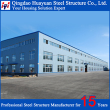 High rise durable prefabricated steel structure building