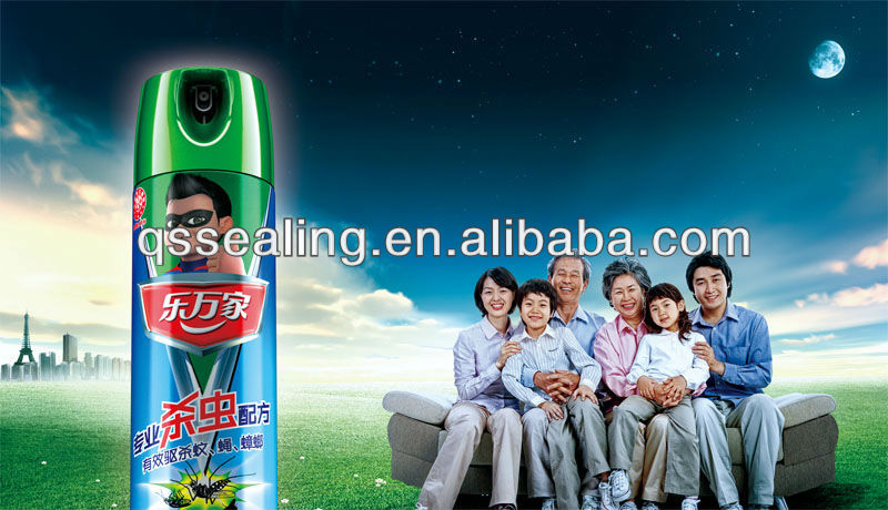 High quality water based aerosol insecticide