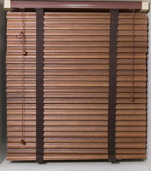 Aluminum PVC Outdoor Wooden Venetian Blinds