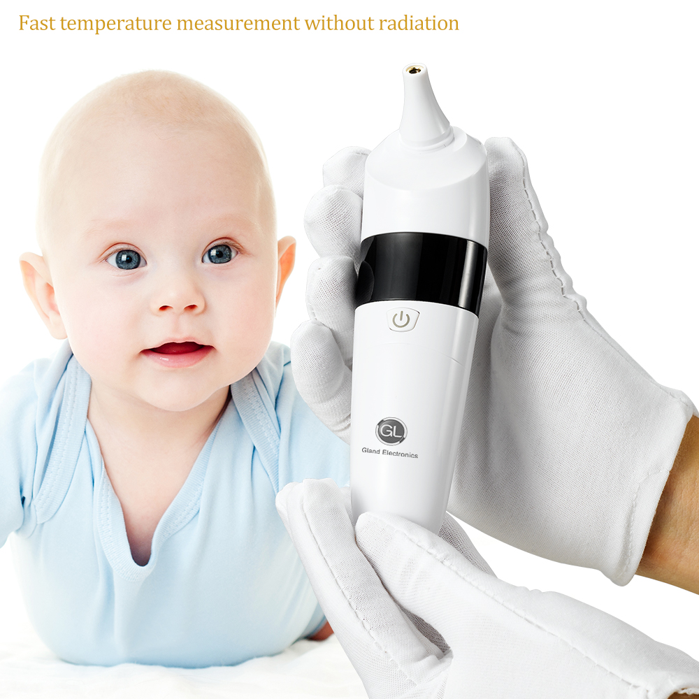 Professional Infrared Baby Thermometer in Health And Personal Care