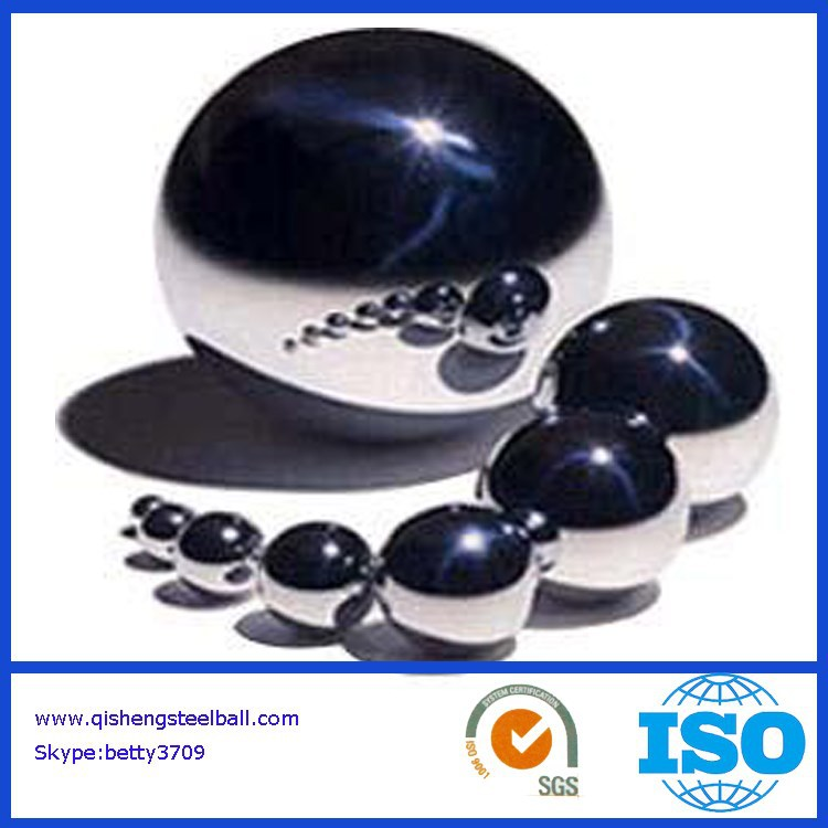 Ex-stock Stainless Steel Ball SUS 304 Stainless Steel Sphere G200 16mm 16.6682mm 17mm 17.4625mm 18.2562mm