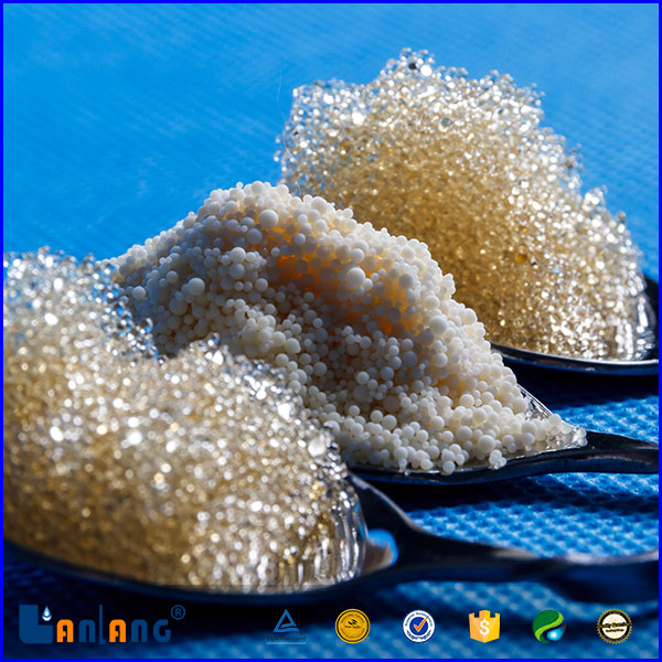 WQA certified Best price potable water filter polymer cation ion exchange resin