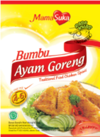 Bumbu Ayam Goreng (Traditional Fried Chicken Spices)