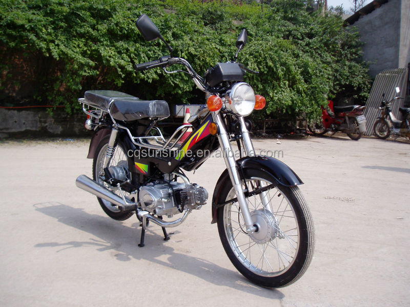 Chinese Hot-Sale 50CC Moped Super Bike Cub Motorcycle SX50Q-A