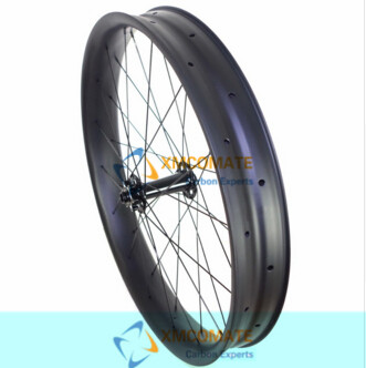 Fat Bike Carbon <strong>Wheels</strong> 100mm Width Front 135*15mm <strong>Axle</strong> Rear 197*12mm <strong>Axle</strong> Compatible With 11s Or Srame XX1/XMCOMATE