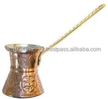 copper Turkish coffee pot