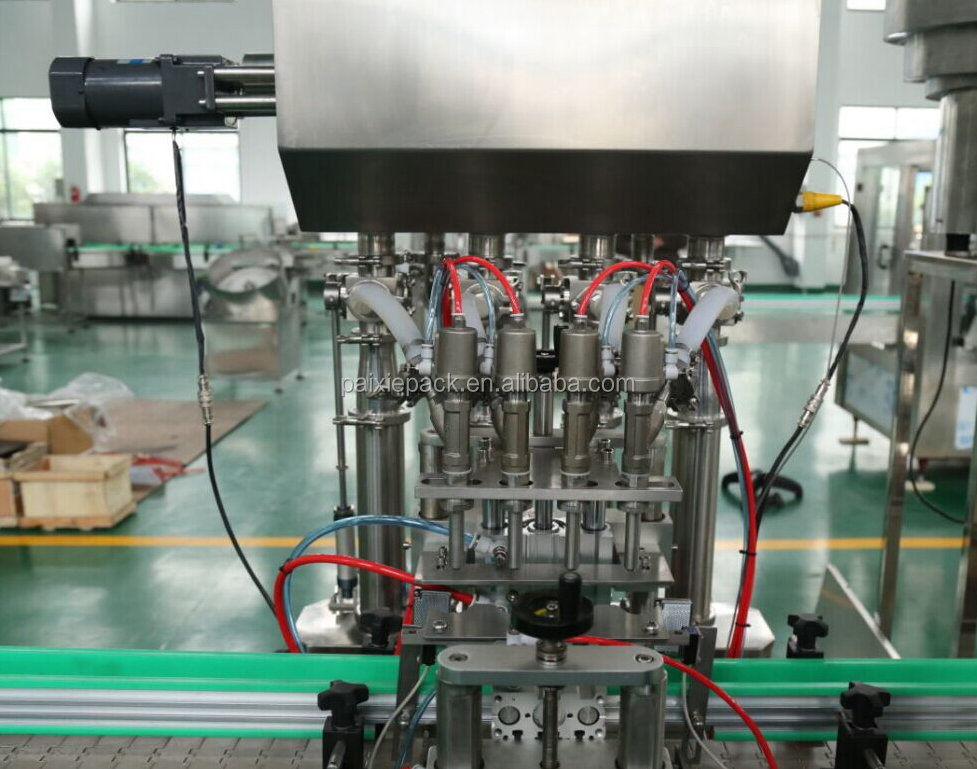 cost effective Shanghai affordable automatic bottle filling machine jam filling machine