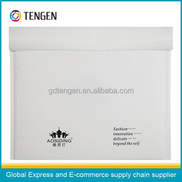 Hot Sale High Quality Matte Bubble Mailers For Packaging And Shipping P017