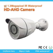 Popular and cheap 1.0 Megapixel 1.3Megapixel 2.0 Megapixel IR HD-AHD waterproof CCTV camera