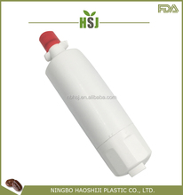Custom wholesale latest design newest coconut refrigerator water filter