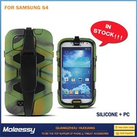 Heavy case for samsung s4 cell phone case