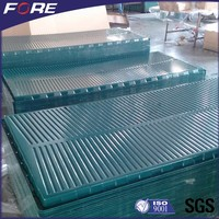 Agriculture System Plastic Tray Hydroponic Growing