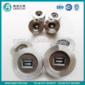 Tungsten carbide dies for PDC wire drawing