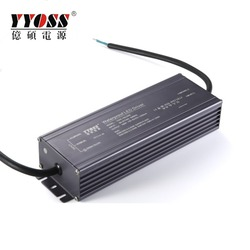 Efficiency 91% PFC0.95 waterproof IP67 constant current 700mA 1400mA 2100mA led driver 100w with CE TUV