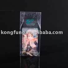 clear acetate folding PET PVC PP packaging box