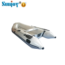 China factory wholesale inflatable new products lake water park used commercial high quality rowing fishing boat for sale