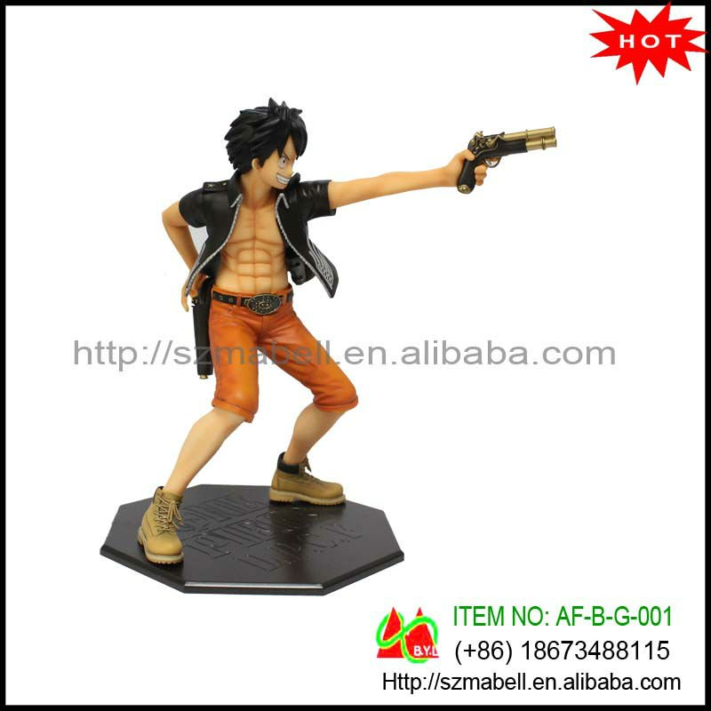 Cool male figure (OEM acceptable)