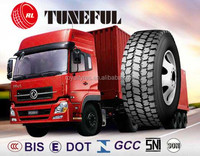 cheap tractor tires TUNEFUL brand tyres made in china 12R24.5 chinese truck tires brands
