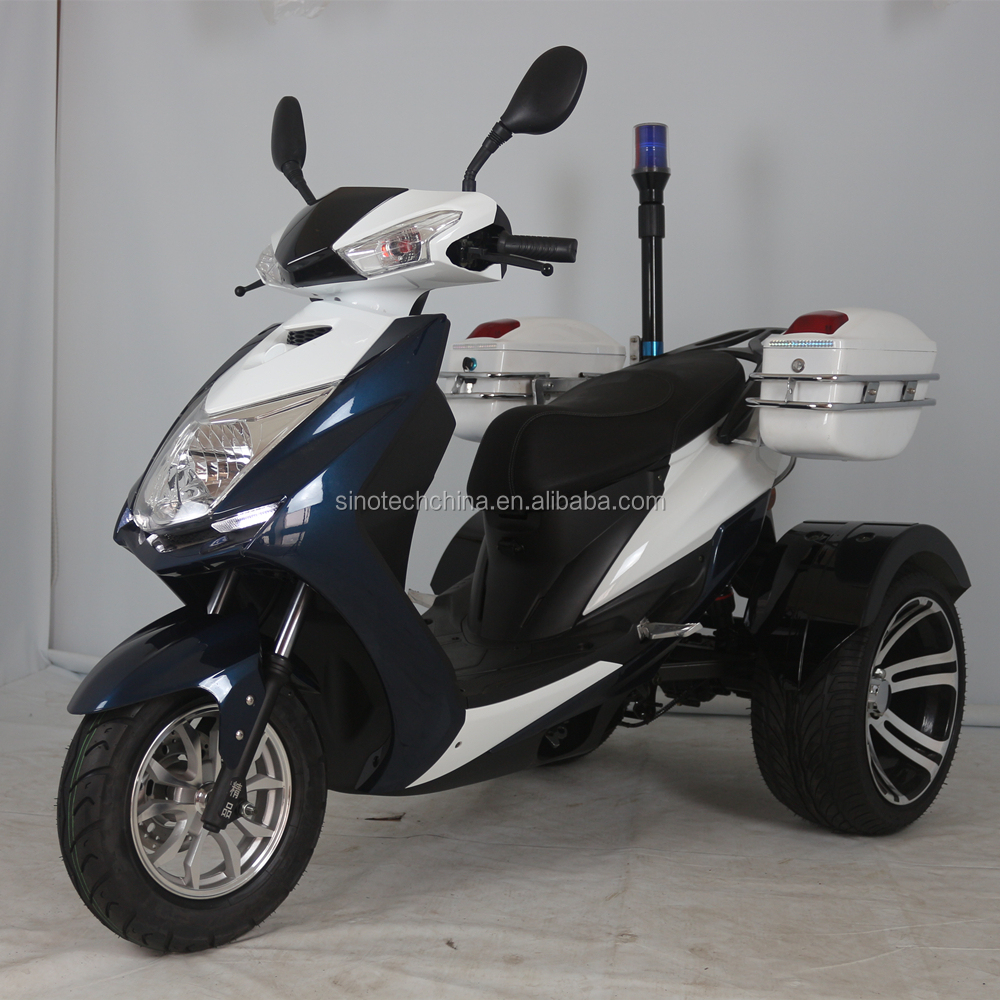 Funny Fashionable 3 Wheels Powered Electric Scooter Cruiser Drift Trike Drifting Scooter for Adults