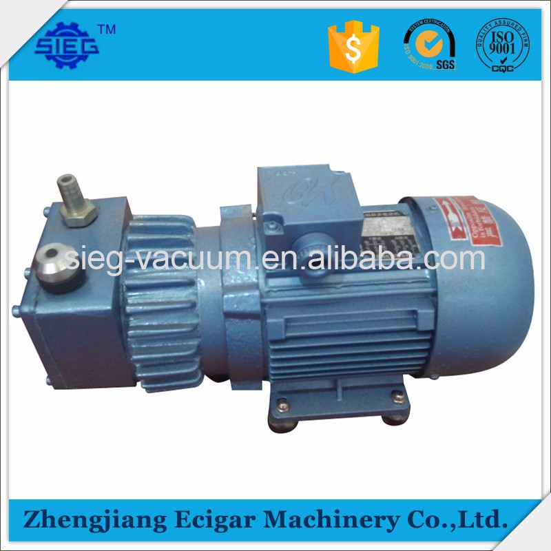 Cheap 2 Stage Rotary Vane Vacuum Pump for Air Suck & Blow