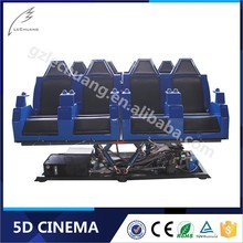 Factory Price 8D/9D/Xd Cinema Funny Games 5D Cinema Equipment Supplier