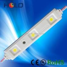 good price injection waterproof smd 5050 3 points led module lighting