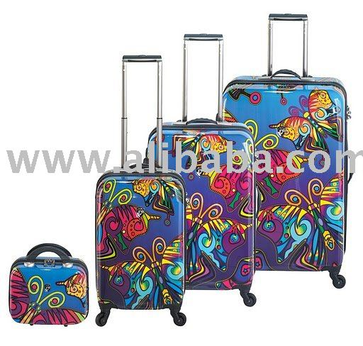 Heys Usa Luggage - Butterfly Flurry - Buy Luggage Product on ...