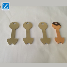 laser cutting and stamped metal stamping auto metal parts with mirror polish