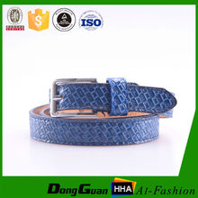2015 custom fashion Material Adjustable Leather Belts