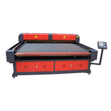 large production capacity automatic industrial fabric cutting machine