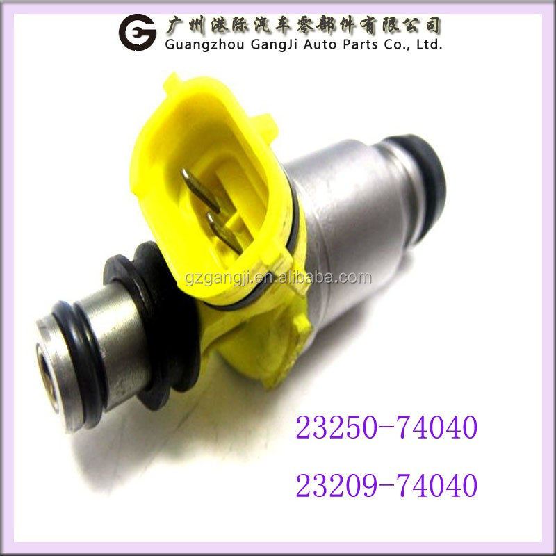 Part For Cars 23250-74040 23209-74040 Fuel Injector Repair