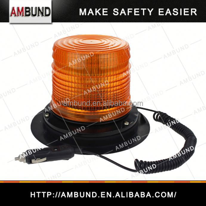 LED warning police beacon light with 15 years beacon manufacturing experiece